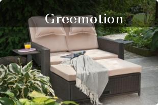 Markenwelt Greemotion - Möbel und Zubehöre für Ihr Garten