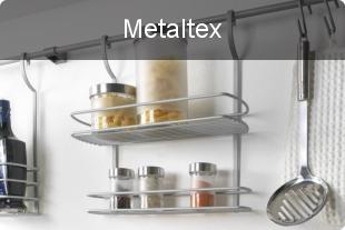 Markenwelt Metaltex - praktische Helfer für Heim und Küche