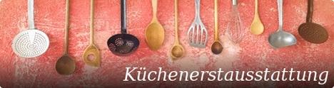 Küche Erstausstattung