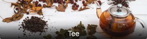 Themenwelt Tee