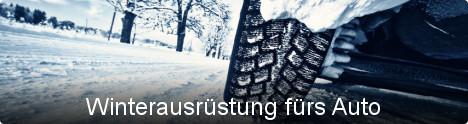 Themenwelt Winterausruestung fürs Auto
