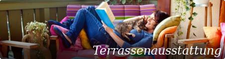 Themenwelt Terrassenausstattung