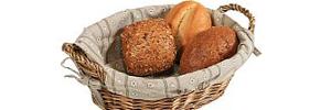 Brotkästen und Brotkörbe