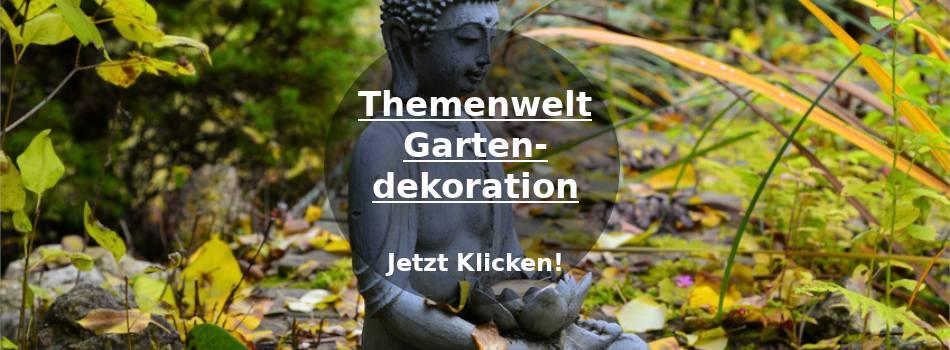 Gartendekoration, Deko für den Garten