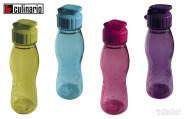 2er Set culinario Trinkflasche Flip Top, BPA-frei, 700 ml Inhalt, in verschiedenen Farbkombinationen wählbar