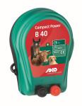AKO CompactPower B 40, Batteriegerät für kleine Zäune