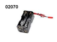 Amewi Ersatzteil 02070 Batterie Case - kompatibel mit AMW21039, AMW22037, AMW22035