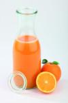 APS 12er Set Weck-Saftflasche mit Deckel, 1 Liter Höhe 25,5 cm 6 Flaschen + 6 Deckel kartonverpackt