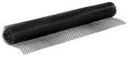 APS Abtropfmatte aus Polyethylen, schwarz, Breite: 60 cm, Länge: 3 Meter