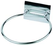 APS Einzelring zur Büfettleiter ca. Durchmesser 14 cm Metall verchromt