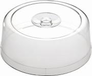 APS Frischhalte-Haube Durchmesser 30 cm, H: 11,5 cm Kunststoff glasklar schwere stabile Ausführung stapelbar