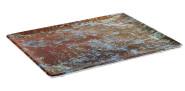 APS GN 1/2 Tablett -AQUARIS- aus Melamin, 32,5 x 26,5 cm, Höhe 2 cm Farbe: Kupfer, gebürstet
