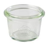 APS Gourmet-Gläser, 12er Set, Mini-Sturz-Form, 35 ml, Ø 5 cm, Höhe: 3,5 cm