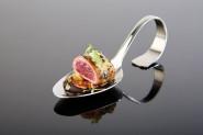 APS Gourmet-Löffel Länge: 13 cm Edelstahl Modell: Picard & Willpütz