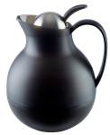 APS Isolierkanne -ECONOMY- aus Polypropylen, Glas und Edelstahl, Ø 16 cm, Höhe: 20 cm, 1 Liter