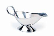 APS Sauciere ca. 0,15 Liter Inhalt Edelstahl poliert