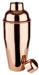 APS Shaker aus Edelstahl, Kupfer-Look Ø 9 cm, Höhe: 23 cm, 0,7 Liter