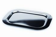 APS Tablett -Finesse- ca. 48 x 30 cm Edelstahl, VE 5.
