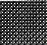 APS Tischläufer - schwarz, PVC, Schmalband, 45 x 150 cm