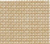 APS Tischset - beige, PVC, Schmalband, 45 x 33 cm