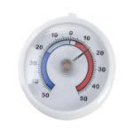 AXENTIA Kühl- und Gefrierschrankthermometer, Kunststoff, Ø 7 cm