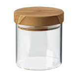BERARD Behälter aus Borosilikatglas rund 10 cm in verschiedenen Größen
