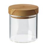 BERARD Behälter aus Borosilikatglas 400 ml - rund 10 cm, Höhe 11 cm