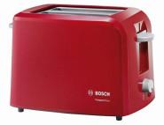 BOSCH Toaster TAT 3A014 rot