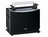 BRAUN Toaster schwarz HT450