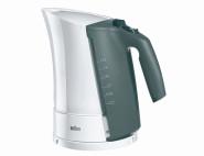 BRAUN Wasserkocher, weiß WK300