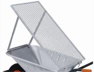 BRISTA Schiebkarren-Durchwurfsieb 100 x 60 cm, feuerverzinkt