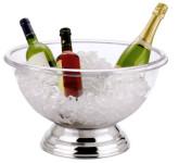 Contacto Edelstahl Champagner-Kübel 15 l