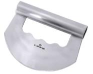 Contacto Edelstahl Einhand-Wiegemesser 15 cm