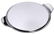 Contacto Edelstahl Tortenplatte in 18/0 30 cm