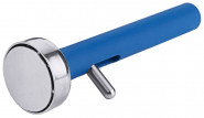 Contacto Falafel Portionierer mit Auswerfer, 1/45 l (22 ml) Innenmaß: 5 cm, Länge 15 cm, aus Edelstahl