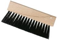 Contacto Krümelbürste aus Holz