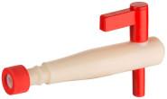 Contacto Kunststoff-Zapfhahn mit Sicherheits-System, Ø 3 cm
