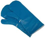Contacto Paar Kältehandschuh aus blauem Polyurethan