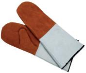 Contacto Paar Leder-/ Ofenhandschuh