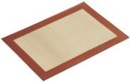 Contacto Silikon Backmatte aus silikonbeschichtetem Glasfaser-Gewebe, Länge 40 cm Breite 30 cm