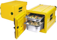 Contacto Thermobox GN 1/1 Frontlader