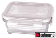 culinario Cloc Vorratsdose und Frischhaltedose, BPA-frei, transparent, 330 ml