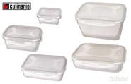 culinario Cloc Vorratsdose und Frischhaltedose, BPA-frei, transparent, in verschiedenen Größen erhältlich