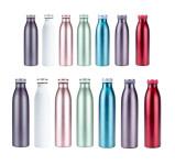 culinario Edelstahl Thermoflasche aus Edelstahlflasche, verschiedene Grüßen und Farbe wählbar