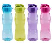 culinario Freizeit Trinkflasche flip'S, Tritan®, 500ml, Farbe wählbar