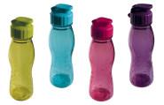 culinario Freizeit Trinkflasche Flip Top, Tritan®, 700 ml, Farbe wählbar
