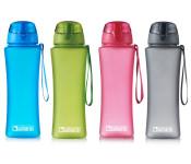 culinario Freizeit Trinkflasche Ice Loop, Tritan®, 700 ml, Farbe wählbar