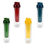 culinario Trinkflasche Flavour, BPA-frei, 800 ml Inhalt, in verschiedenen Farben erhältlich