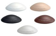 Danto® Türpuffer BUMMSINCHEN, Ø 40 mm Höhe: 12 mm, aus Kunststoff, verschiedene Farben und Mengen zur Auswahl