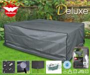 Deluxe Schutzhülle für Rattan-Gartenmöbel-Garnitur, ca. 200 x 160 x 70 cm, aus Polyester, Gartenmöbel-Schutz